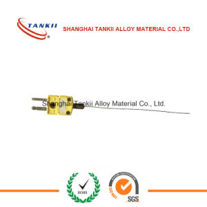 Thin insulated Superfine nickel alloy wire Thermocouple wire (type K) pictures & photos