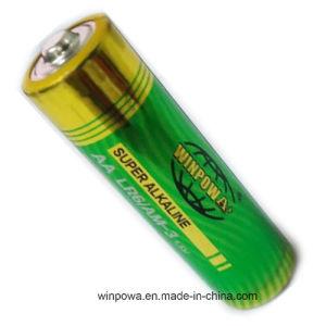 1.5V Alkaline AA Dry Battery 4 Packs (LR6)