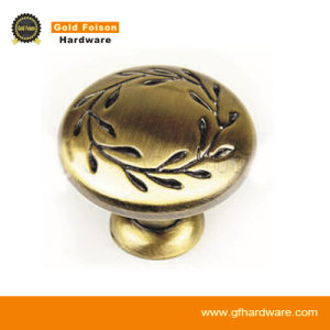 Classical Zinc Alloy Furniture Knob Handle/ Cabinet Handle/ Furniture Hardware (D051) pictures & photos