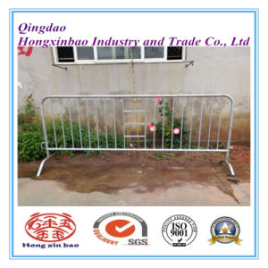 Crowd Control Police Barrier / Temporary Fence / Safety Fence pictures & photos