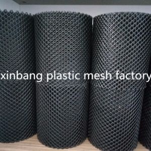 Gutter Guard Mesh Extruded Plastic Nets pictures & photos