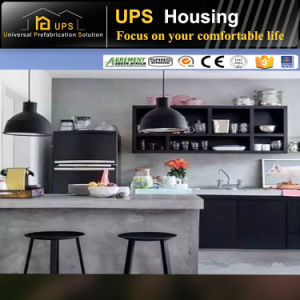 Modular Living Folding Shipping Prefabricated Wooden Style Modular Kit House pictures & photos