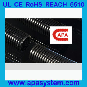 High Quality UV-Resistant PA/PE/PP Tube/Pipe/Hose for Wire/Cable Protection