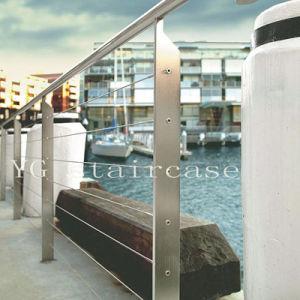Stainless Steel Balustrade (YG-B30)