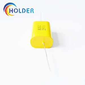 Metallized Polypropylene Film Capacitor (Cbb20 805j 250V) with Copper Wire for Running Axial All Cbb20 Series pictures & photos