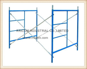 Powder Coated Steel Scaffolding Frames pictures & photos