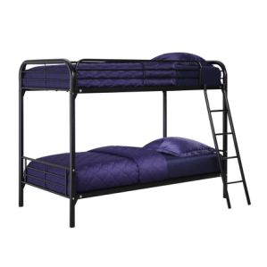 Twin Over Twin Metal Bunk Bed pictures & photos