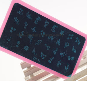 DIY Nail Art Stamping Plates Image Template Manicure Tools (SNA10)