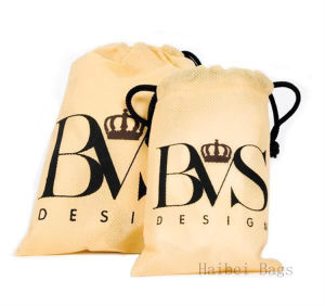 Small Drawstring Jewellery Pouches (HBNB-384) pictures & photos