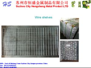 Supermarket Shelf/Display Shelves/Wireshelving/Metal Shelf Metal Rack