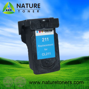 Remanufactured Ink Cartridge for Canon Pg-210xl, Cl-211xl pictures & photos