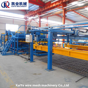 Pneumatic Steel Bar Welded Mesh Machine pictures & photos