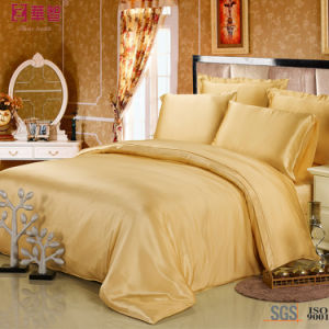 Luxury High Quality Silk Bedding Sets Hometextile pictures & photos