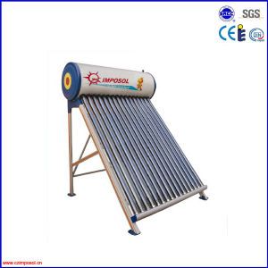High Efficiency Compact Solar Water Heater for Home pictures & photos