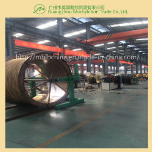 Wire Braided Hydraulic Hose (EN853-2SN-1-1/4) pictures & photos