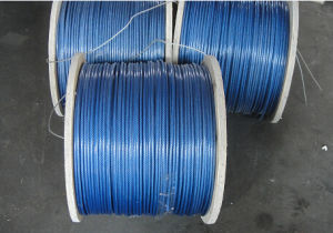 Hot Sale Steel Rope 6X7+FC with PVC Coated pictures & photos
