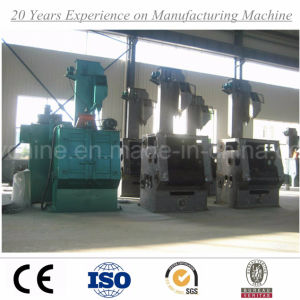 Rubber Belt Shot Blasting Machine for Cast Iron pictures & photos