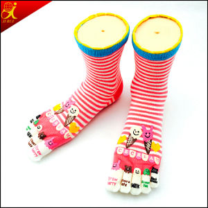 Five Toe MID-Calf Japanese Socks