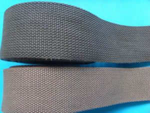 High Quality Cotton Webbing for Luggage Belt pictures & photos