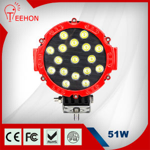 High Quality Bright 51W LED Work Light CREE LED Working Light for ATV SUV pictures & photos