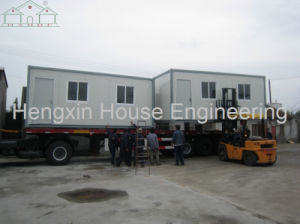 Storage Container House