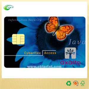 Printed Smart Cards with Chip (CKT- PC-006) pictures & photos