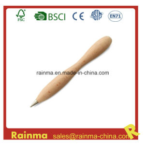 Wooden Craft Ball Pen for Stationery Supply pictures & photos