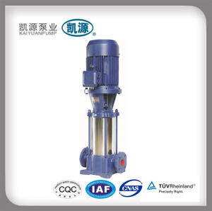 Gdl Stainless Steel Vertical Multistage Inline Water Pump pictures & photos