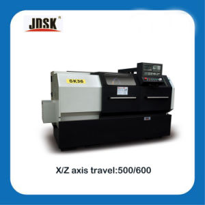 Jdsk Sk36/Ck36/Ck6136 Flat Bed Horizontal CNC Lathe Machine pictures & photos