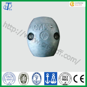 High Quality Zinc Alloy Anodized Anode