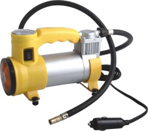 Strong Power Car Tire Compressor Pump pictures & photos