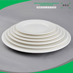 Porcelain Dinner Plate Wholesale Ceramic Dinner Plate Restaurant, Hotel Dinner Plate pictures & photos