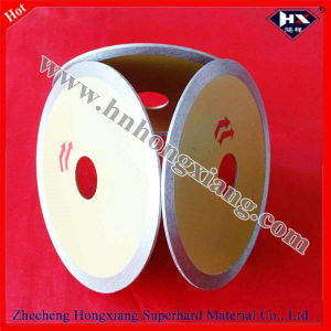 Continuous Rim Diamond Saw Blade for Glass pictures & photos