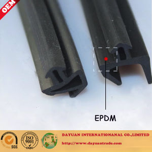 Custom Door&Window Fireproof Rubber Seal Strip