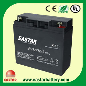 12V 19ah Lead Acid Battery pictures & photos