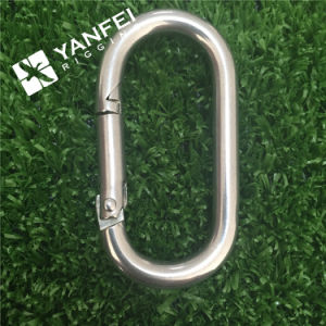 Stainless Steel Straight Long Type Snap Hook pictures & photos