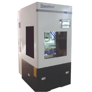 Hot Sale CNC 5-Axis Dental CAD/Cam Automatic Milling Mechine for Lab pictures & photos