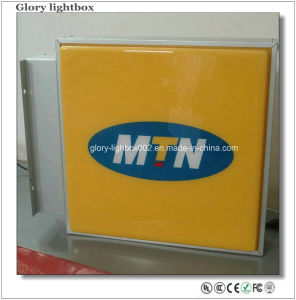 Silk Screen Print LED Advertising Signage pictures & photos