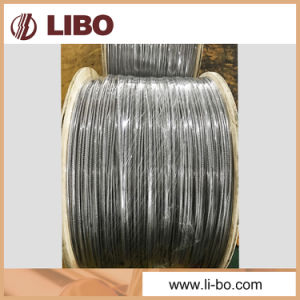 Coaxial Cable of Semi Finished Braiding Rg Cable pictures & photos