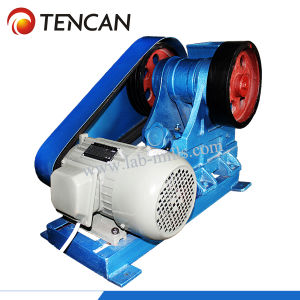 150*250 Feed Size Tencan Lab Jaw Crusher