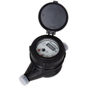 Multi Jet Liquid Sealed Plastic Body Water Meter pictures & photos