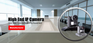 Video Conference Camera with 20X Zoom Hdbaset Interface