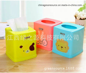 Greensource, High Quality Low Price Heat Transfer Film for Cartoon Tissue Box pictures & photos