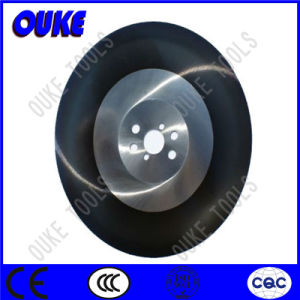 M35 HSS Circular Saw Blade for Cutting PVC pictures & photos