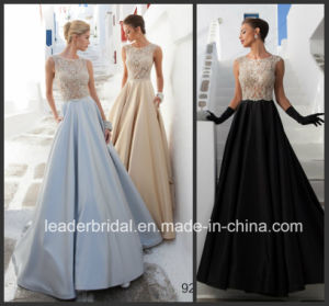 Fashion Tarik Prom Party Dress Vestidos Beaded Corset Evening Dresses T92644 pictures & photos