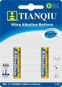 Tianqiu Lr03 Alkaline Dry Battery