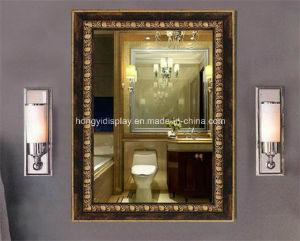 Golden Aluminium Mirror Frame pictures & photos