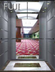 Wiht a Big Mirror Passenger Elevator /Passenger Lift pictures & photos
