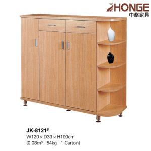 Wooden Shoes Cabinet (ZH-8121)