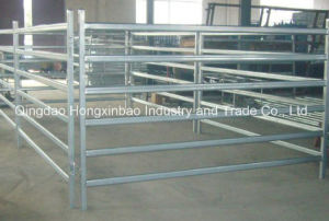 Factory Direct Hot Dipped Galvanized Portable Cattle Fence pictures & photos